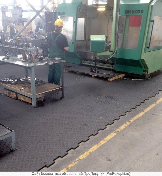 Устройство полов на складе, покрытия для складов