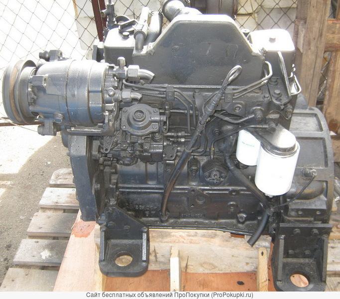 Двигатель Cummins 4BT3.9 контрактный