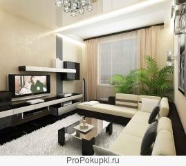 4-комнатная квартира с евроремонтом в центре