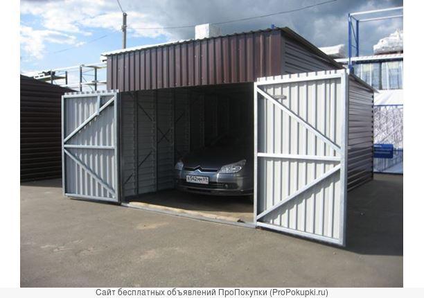 Продажа ремонт покраска изготовление сборка гаражей Днепре и области