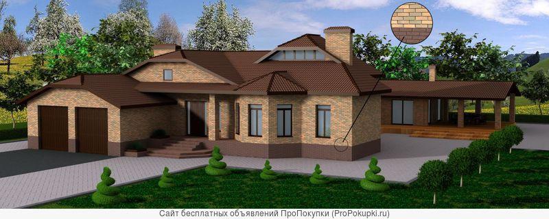3-D проект Вашего дома в подарок от компании РеКонСтрой