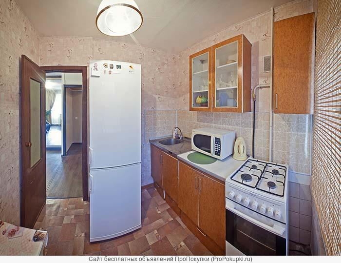 Посуточно Новосибирск Блюхера 52