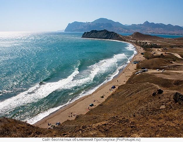 Двухкомнатная квартира в Крыму готова радовать вас на летнем отдыхе