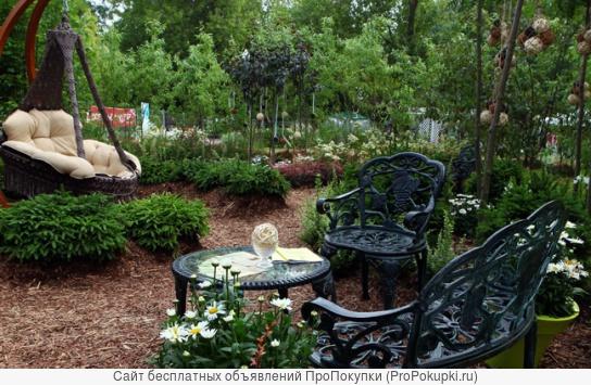 Ландшафтный дизайн Вашего сада