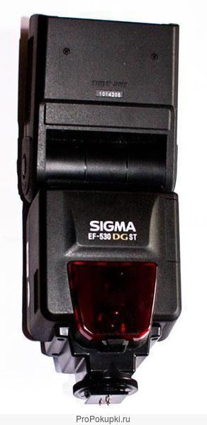 Фотовспышка для canon-sigma ef 530 dg st for Canon