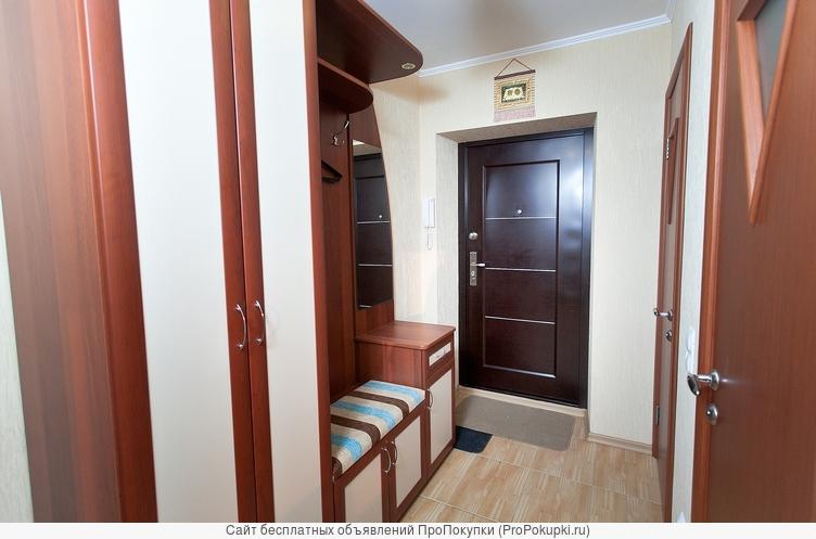 Посуточно 1 комнатная квартира