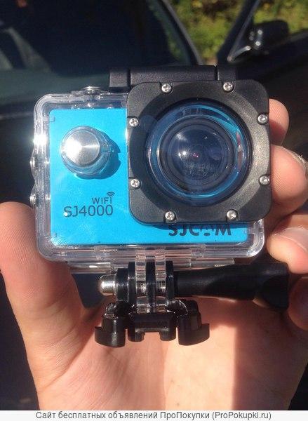 Oригинальные Экшн Камеры SJ4000