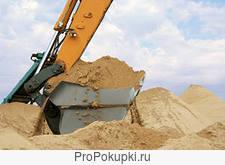 Песок, щебень, керамзит и др