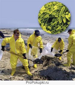 Биодеструктор нефтяного загрязнения БАК-ВЕРАД