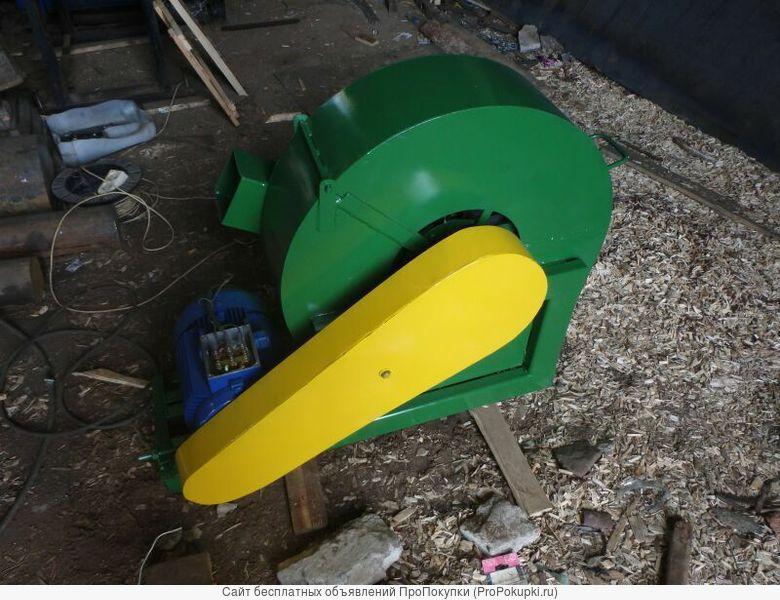 Щепорубильная машина сщм-7.5 для измельчения древесины