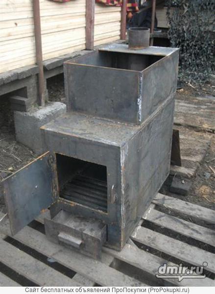 Металлические печи для бани