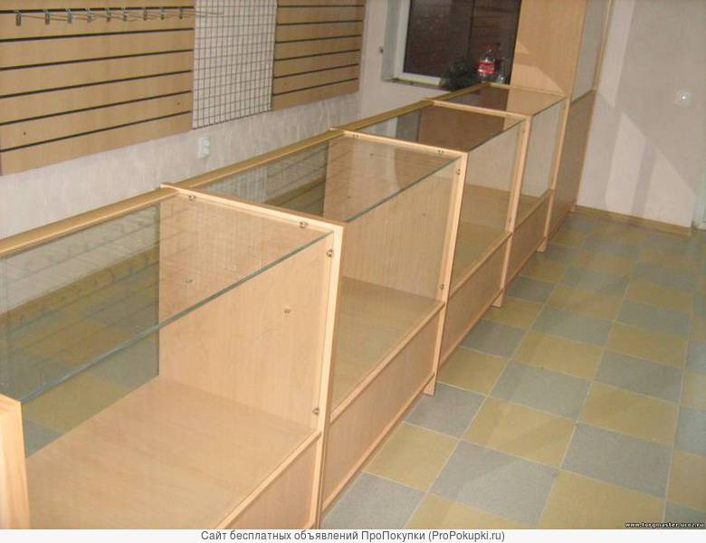 Изготовление корпусной мебели торговое оборудование