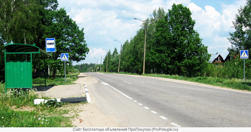 Участок в Можайском районе