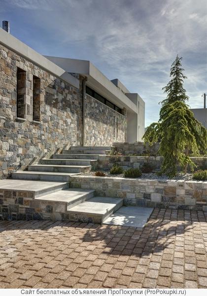 Супер модерновый дом в пригороде Афин