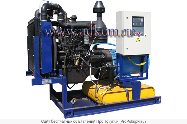 Предлагаем дизель электрогенераторы АД-100С-Т400-1Р для автономного электроснабжения котельных.