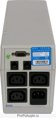 Источник бесперебойного питания Back Power Pro 600