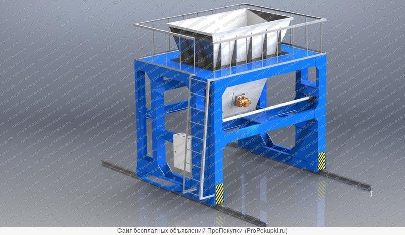 оборудование для производства ЖБИ
