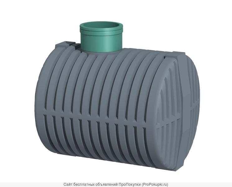 Емкость септик для канализации 10 000 литров- 100 000 литров