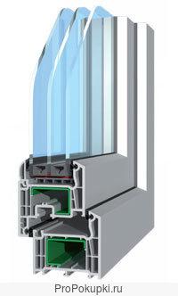 Пластиковые окна и двери от производителя