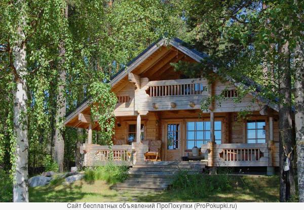 Строим деревянные дома, бани в Пензе