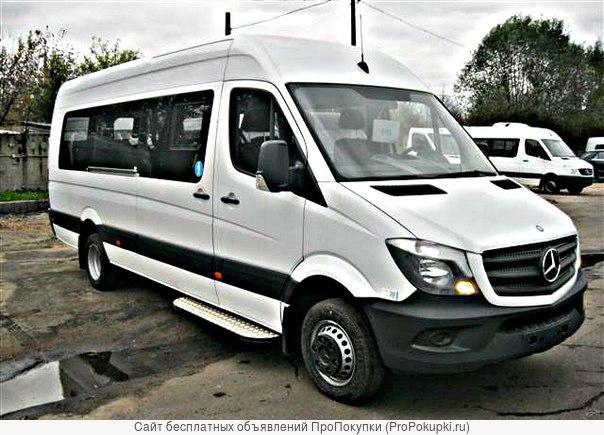 Аренда и прокат микроавтобусов автобусов, Пассажирские перевозки