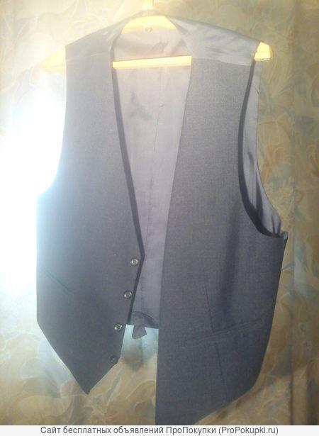 мужской костюм тройка