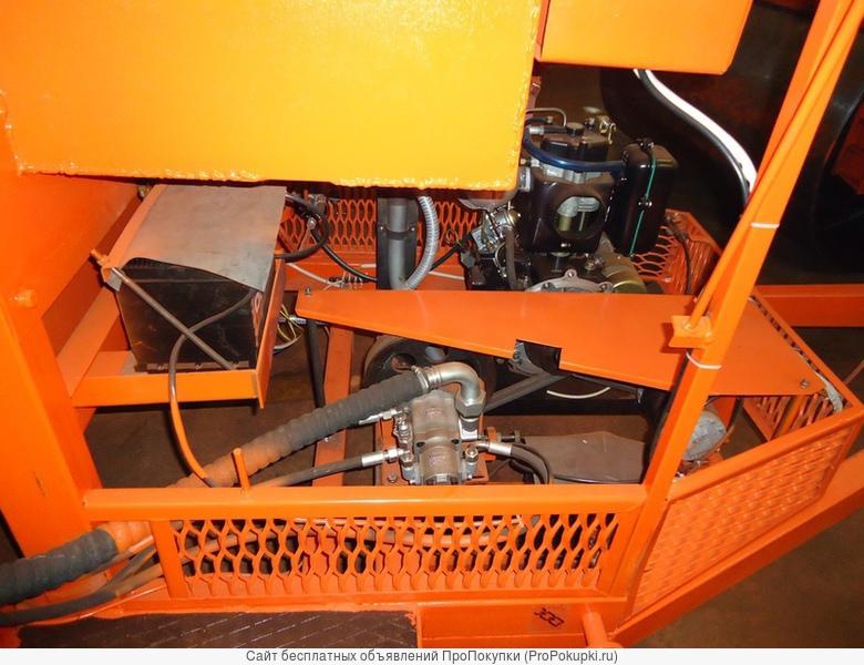 Рециклер асфальтобетона ПМ-107