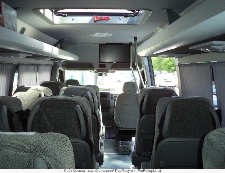 Автобус MERSEDES для свадеб, корпоративов, праздников, экскурсий