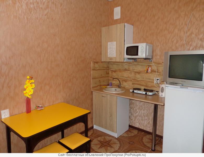 квартира-студия по привлекательно цене