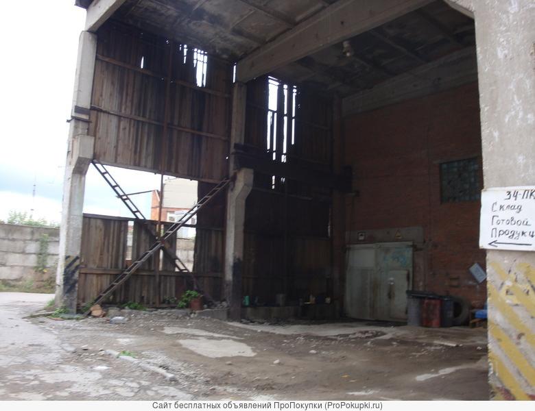 Теплые складские помещения