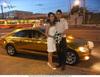 Заказ Золотого Мерседеса S-500 на свадьбу в Москве