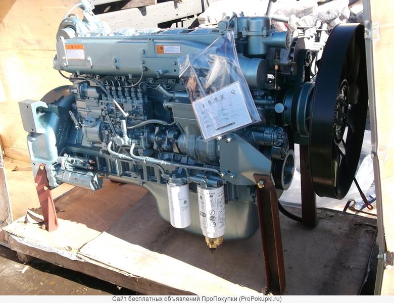 Двигатель Howo 371 л.с
