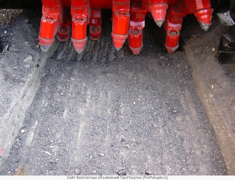 Фреза на МТЗ для ямочного ремонта