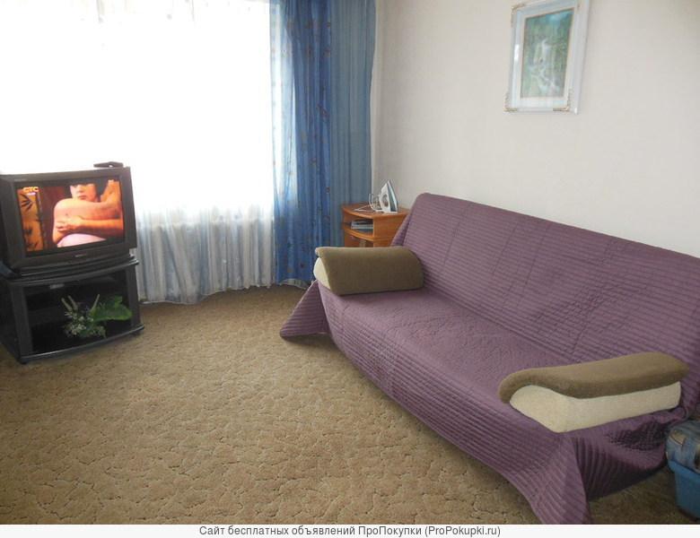 Сдам 1-комнатную квартиру в районе Оперного театра,консульство Германии по-суточно
