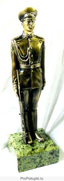 солдат роты почетного караула