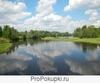 Земельный участок у реки и леса в Московской области