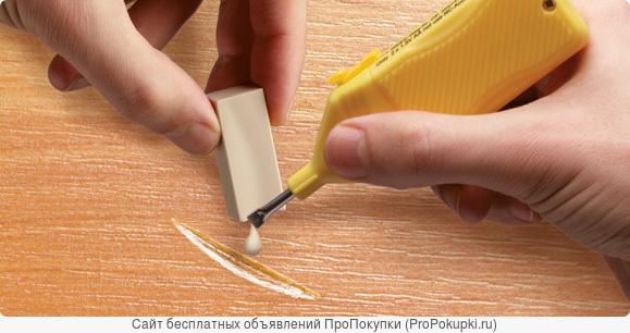 Воск для ремонта мебели