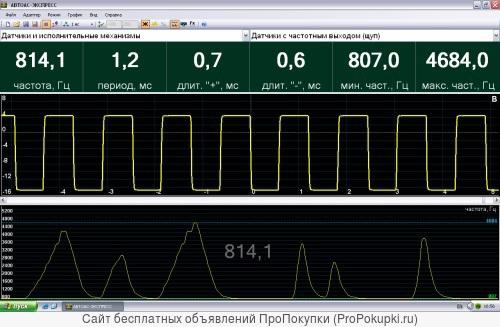 Щуп - делитель (probe) stack cp261 300мгц