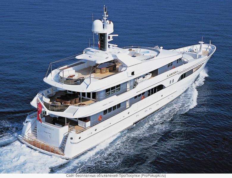 Обучение на бортпроводника VIP-яхты