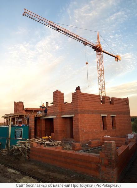 Предлагаем услуги по строительсву котеджей и зданий