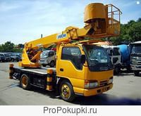 Услуги автовышки 15, 22, 25, 32 метра Иркутск