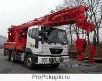 Услуги автокрана 5, 16, 25, 32 , 40 тонн Иркутск