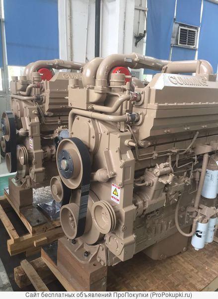 Двигатели в сборе Cummins K19
