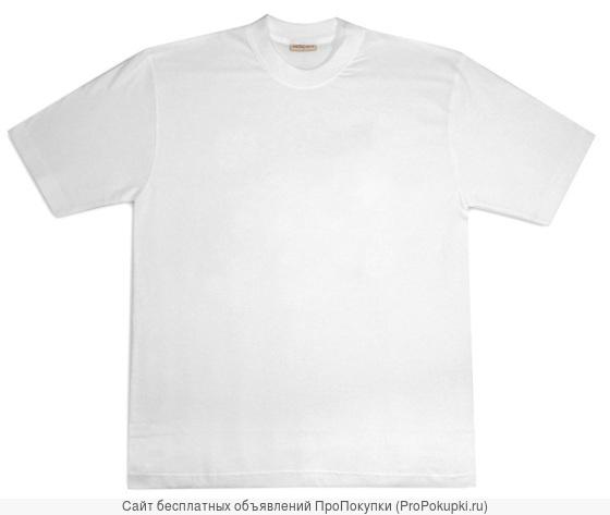 Белые футболки мал./дев. от 2-17 лет