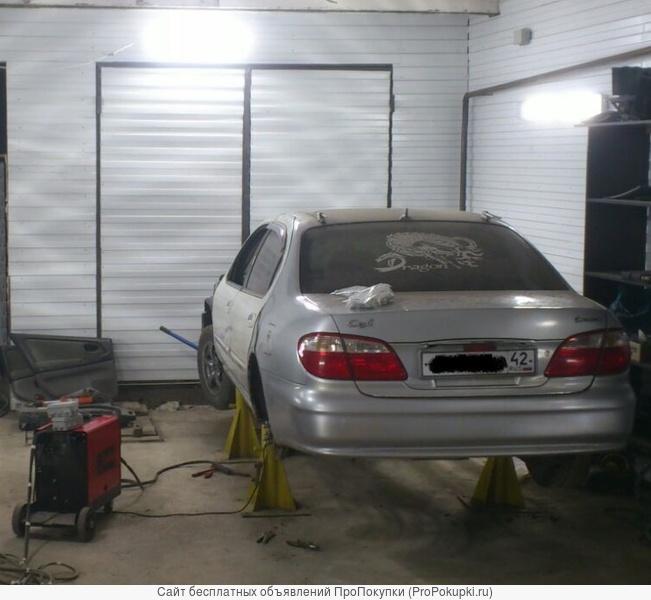 Кузовной ремонт,покраска,полировка.Выезд оценщика