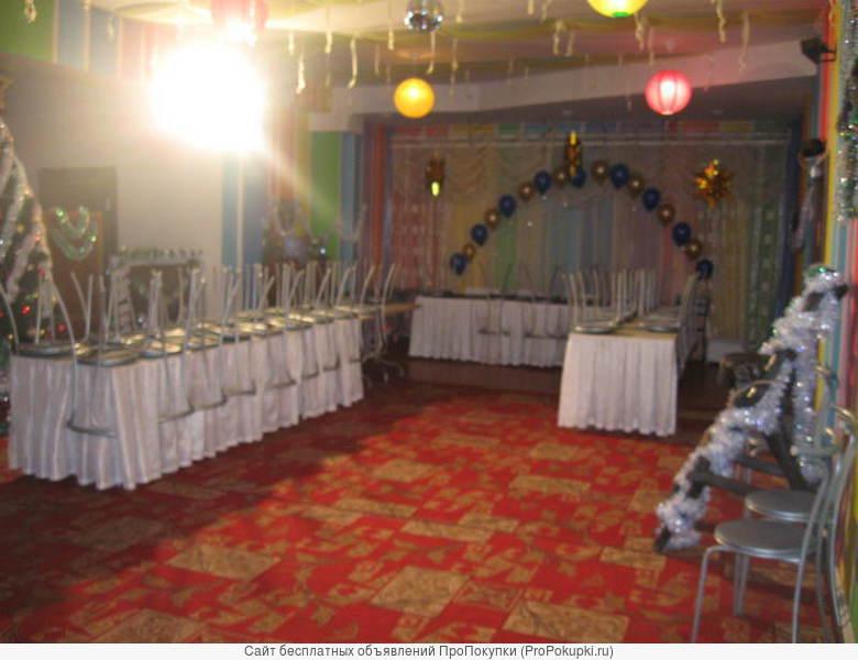 Сдам помещение для проведения праздников и торжеств