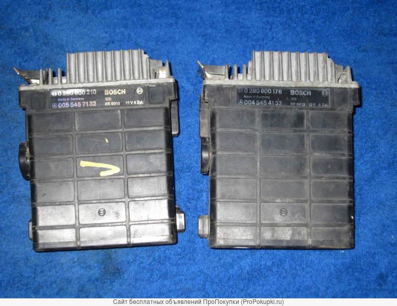 Блок управления двигателем для Мерседес W124 W201