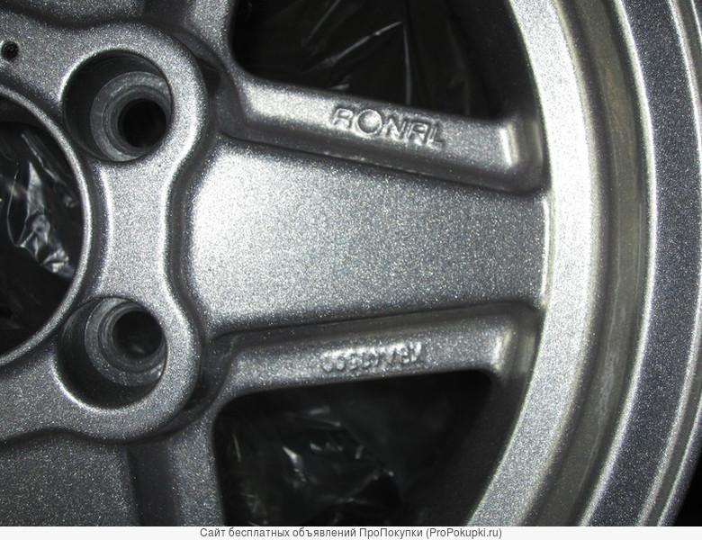 Диски ronal R15 x et23 x 7j -2шт. Для Мерседес W126 .