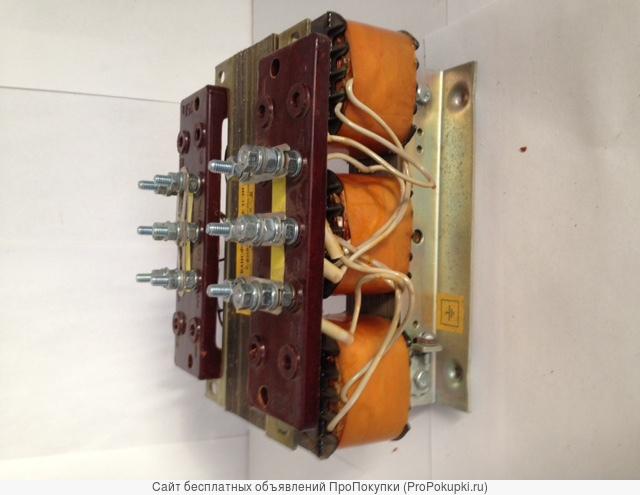 Трансформатор понижающий тсзи-0,5; тсзи-1,6; тсзи-2,5; тсзи-4,0