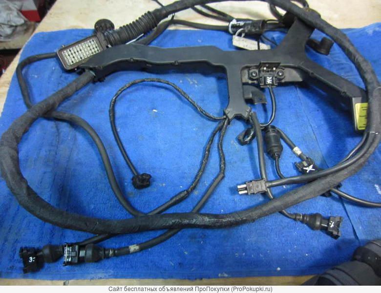 Восстановление моторных жгутов 111;103;104;120;117 Мерседес W124 W140 W202